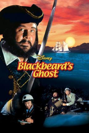 poster for Blackbeard's Ghost