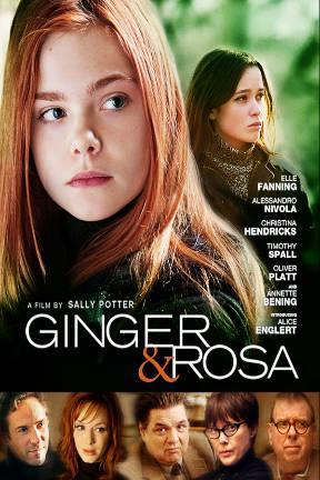 poster for Ginger & Rosa