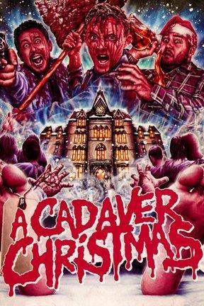 poster for A Cadaver Christmas