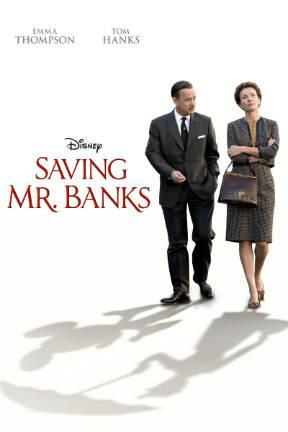 poster for Saving Mr. Banks