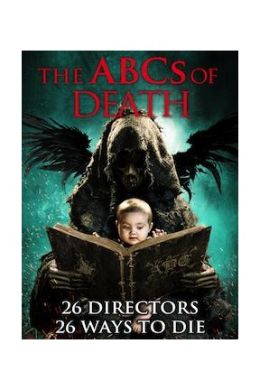 poster for The ABCs of Death
