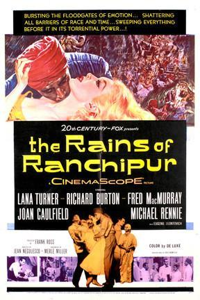 poster for The Rains of Ranchipur