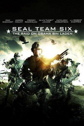 poster for SEAL Team Six: The Raid on Osama bin Laden