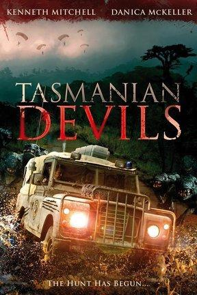 poster for Tasmanian Devils