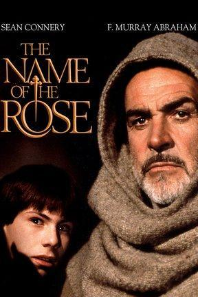 poster for The Name of the Rose