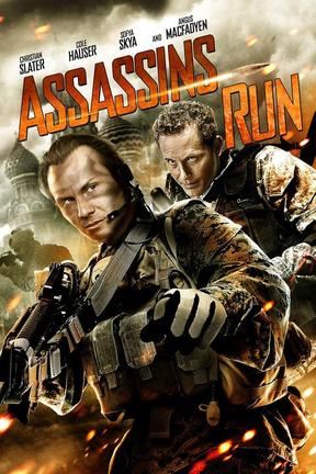 poster for Assassins Run