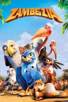 poster for Adventures in Zambezia