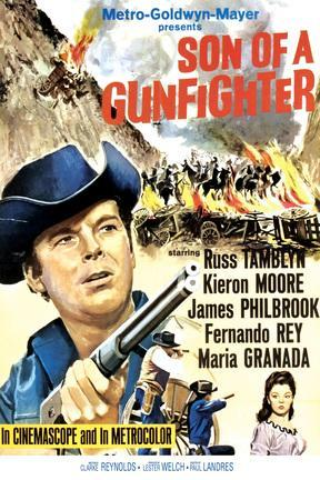 poster for Son of a Gunfighter