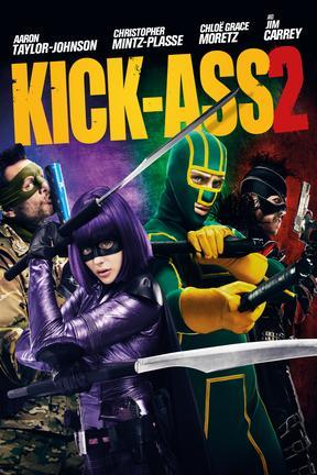 poster for Kick-Ass 2