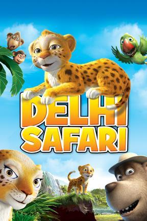 poster for Delhi Safari