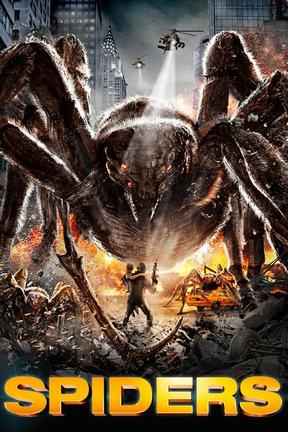 poster for Spiders 3D