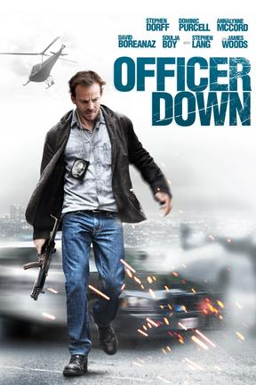 poster for Officer Down