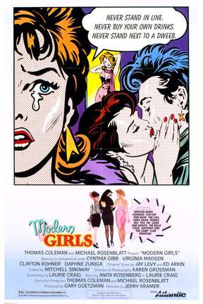 poster for Modern Girls