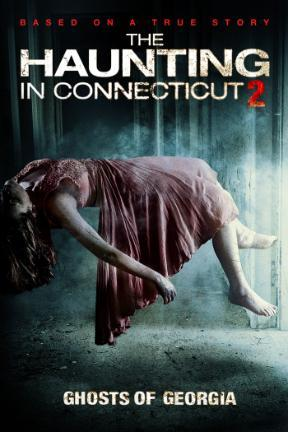 poster for The Haunting in Connecticut 2: Ghosts of Georgia