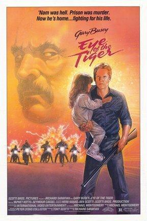 poster for Eye of the Tiger