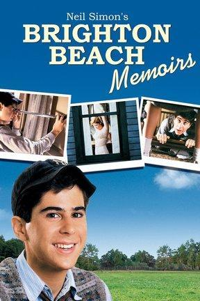 poster for Brighton Beach Memoirs