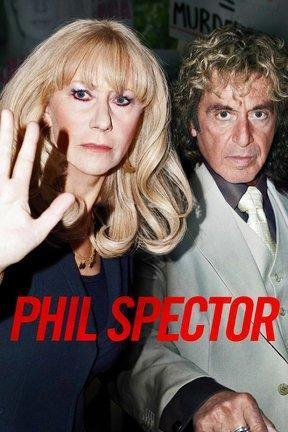 poster for Phil Spector