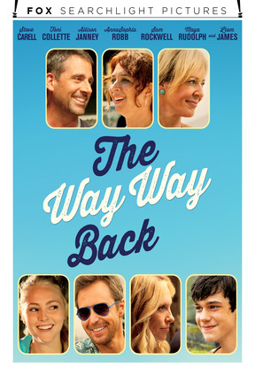 poster for The Way, Way Back