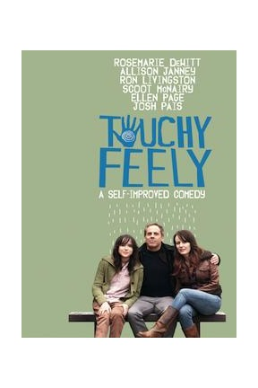 poster for Touchy Feely