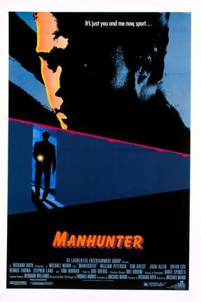 poster for Manhunter