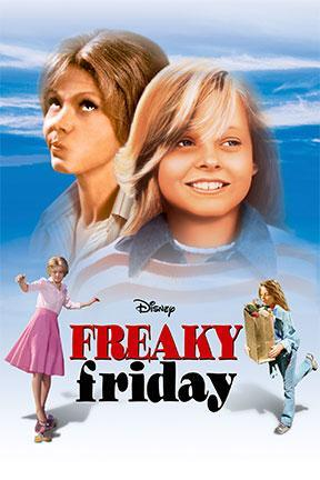poster for Freaky Friday