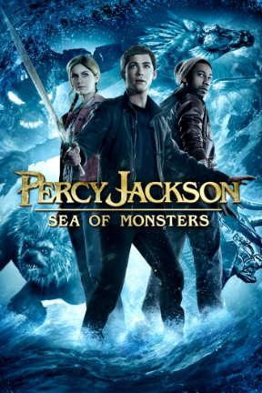 poster for Percy Jackson: Sea of Monsters