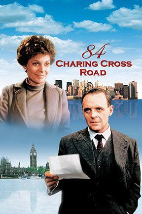 poster for 84 Charing Cross Road
