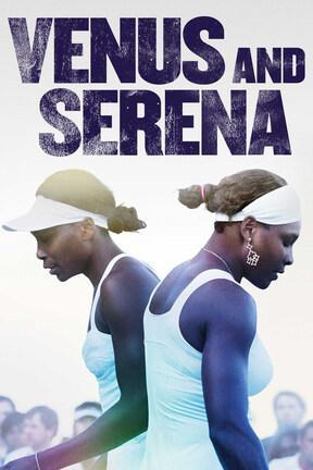 poster for Venus and Serena