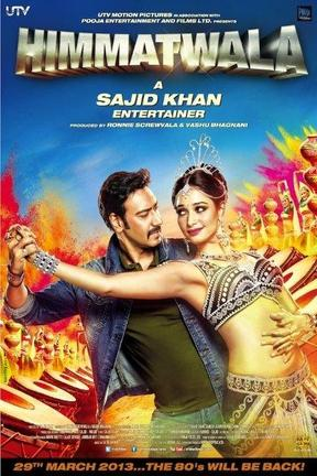 poster for Himmatwala