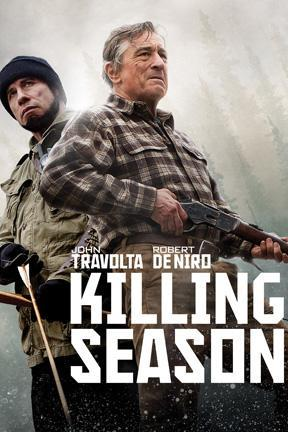 poster for Killing Season