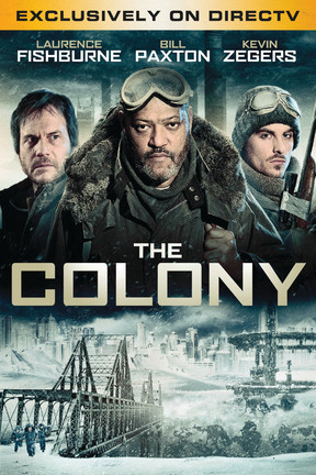 poster for The Colony