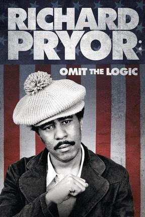poster for Richard Pryor: Omit the Logic