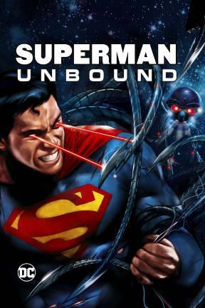 poster for Superman: Unbound