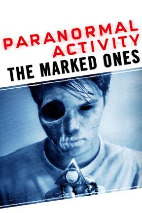 poster for Paranormal Activity: The Marked Ones