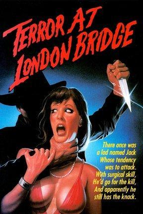 poster for Terror at London Bridge