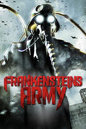 poster for Frankenstein's Army