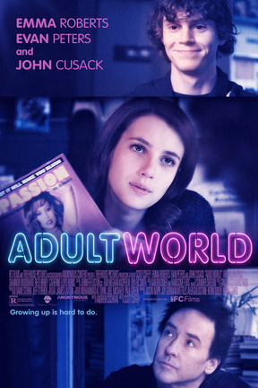 poster for Adult World