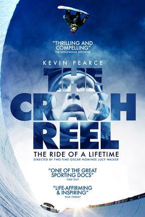 poster for The Crash Reel