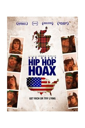 poster for The Great Hip Hop Hoax