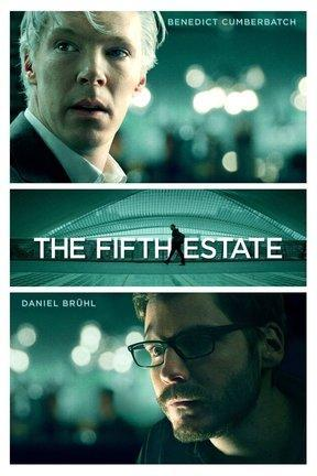 poster for The Fifth Estate