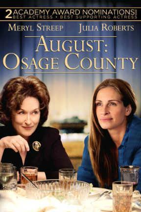 poster for August: Osage County