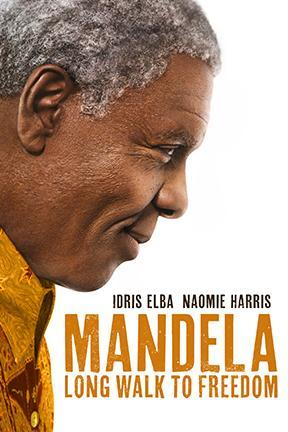 poster for Mandela: Long Walk to Freedom