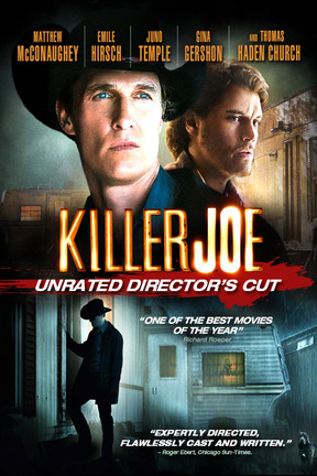 poster for Killer Joe