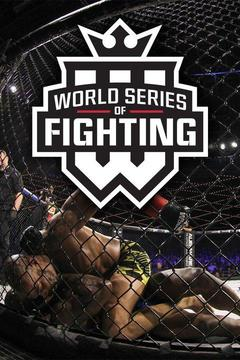 poster for World Series of Fighting