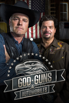 poster for God, Guns & Automobiles