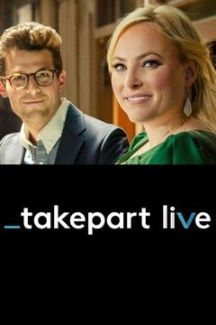 poster for Take Part Live