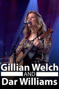 poster for Gillian Welch and Dar Williams
