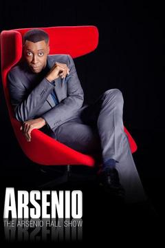 poster for The Arsenio Hall Show