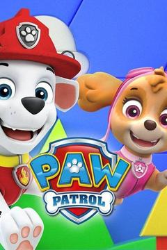 poster for PAW Patrol