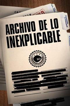 poster for The Unexplained Files